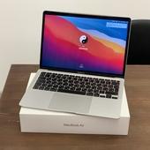 MacBook air 13 2020 m1/8/256 silver RU (б/у)