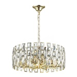 Подвесная люстра Odeon Light Diora 4121/8