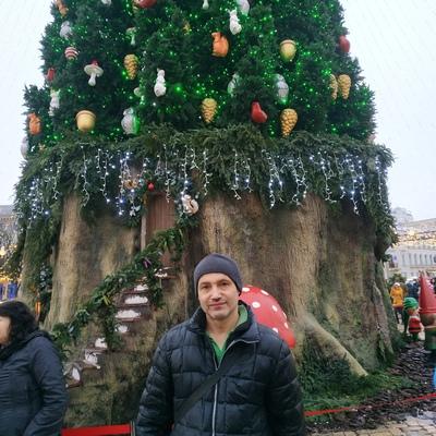 Александр Белоус, Киев