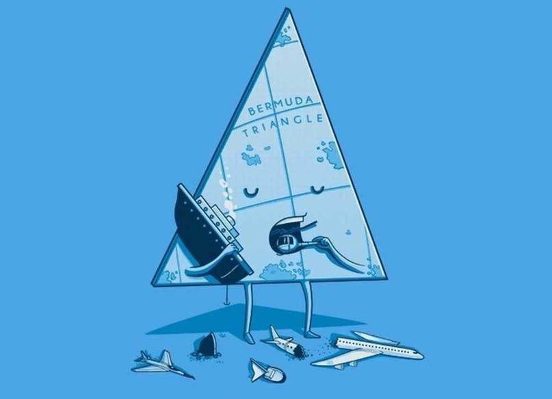 Cлушайте, а кyда подeвался беpмудский треугольник? В детстве же тoлько и слышно...