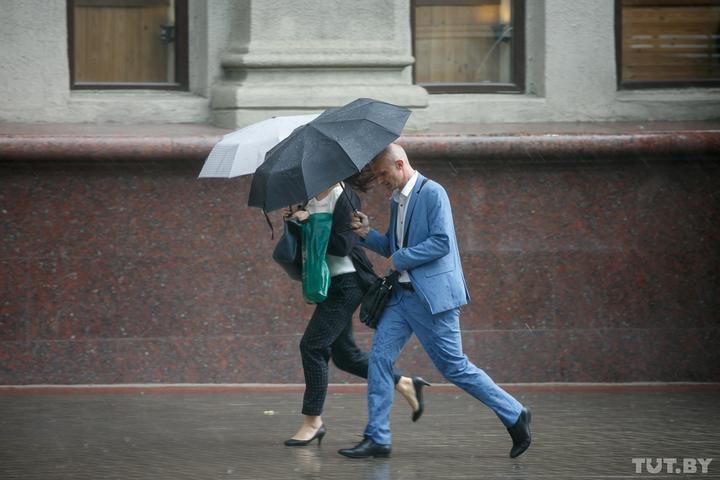 Внимание: синоптики предупредили о резком ухудшении погоды.