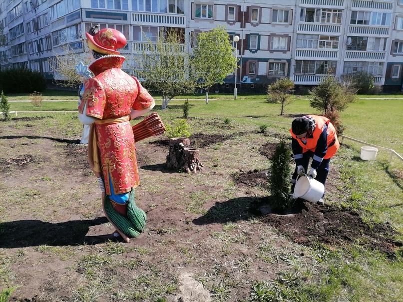 Ежегодно весной в нашей стране проходит экологическая акция «Всероссийский день...