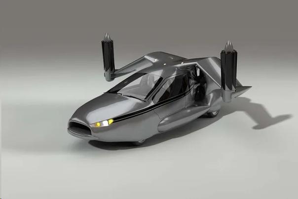 В России приступили к разработке летающего автомобиля. Он должен взлететь уже в следующем году
