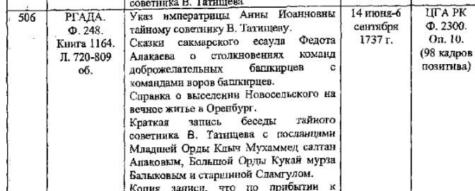1737г. приглашение Абылая стать султаном рода Атығай...?
