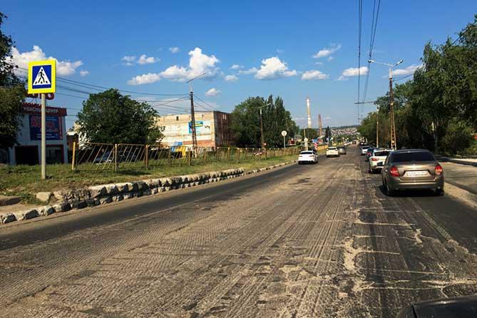 Ремонт дороги на улице Громовой требует контроля прокуратуры