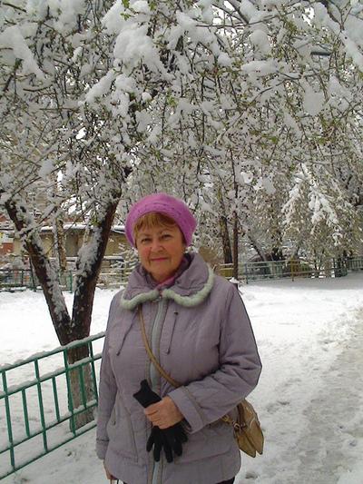 Валентина Соколовская, Красноярск