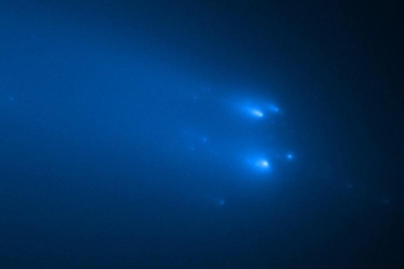 Ученые рассказали о встрече космического зонда с хвостами погибшей кометы