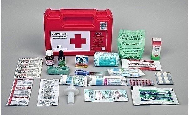 Каким должен быть состав домашней аптечки.