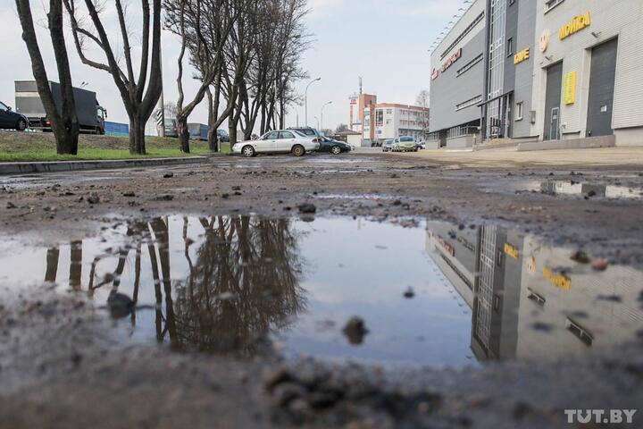 Мингорисполком назвал две версии аварии на водопроводе в Чижовке .
