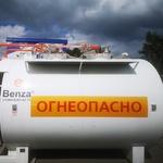 Мобильная безоператорная топливозаправочная станция «Benza» (МТЗС «Эконом», двухкамерная)
