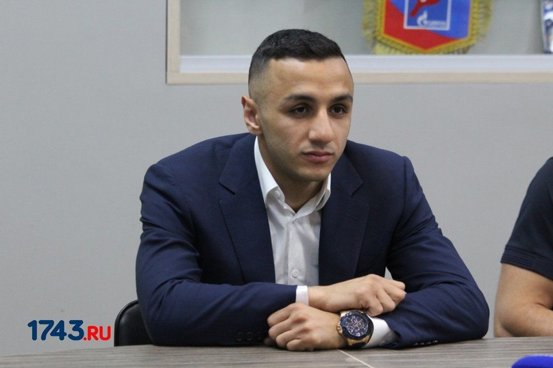 Оренбургский боксер Габил Мамедов покинул Олимпиаду