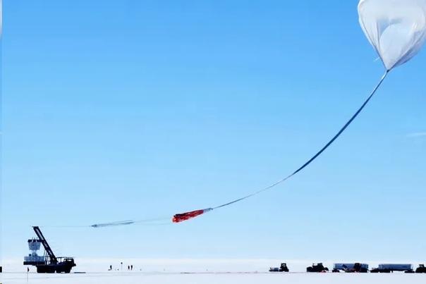 Как ученые объясняют «параллельный мир», обнаруженный в Антарктике