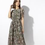 Платье 646 зеленый
