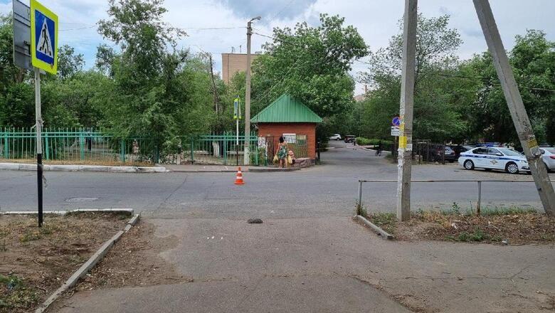В Оренбурге разыскивают водителя, который совершил наезд на женщину