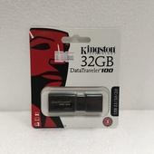Носитель информации Kingston USB Drive 32Gb DT100G3/32Gb USB3.0