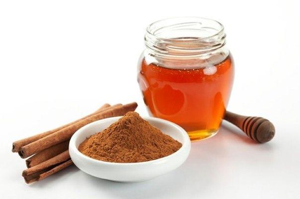 Корица и мед в помощь здоровью.