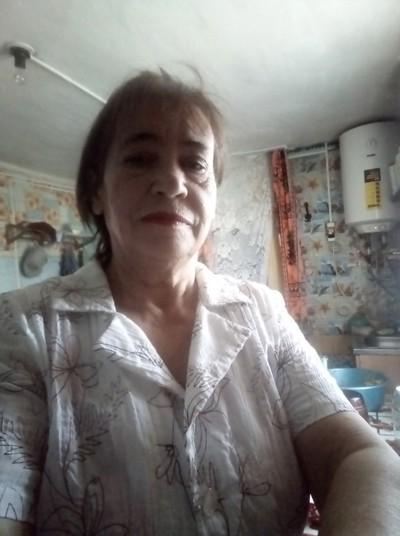 Зинаида Матвеева, Новосибирск