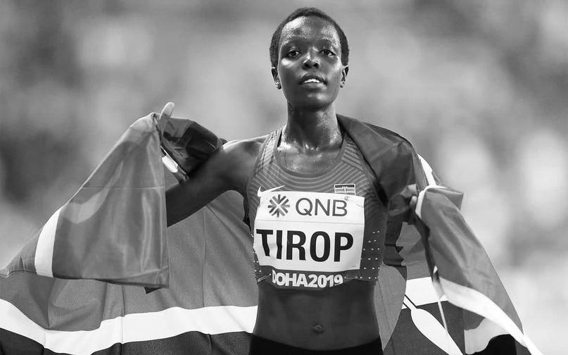 Кенийская бегунья Агнес Джебет Тироп найдена мертвой у...