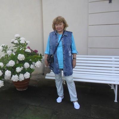 Эльвира Кирпичникова, Кострома