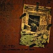 """Halter """"Omnipresence of Rat Race"""" CD 2020 Jewel-case c 8-полосным буклетом"""