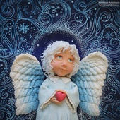 Видеокурс: Снежный ангел