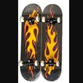Скейтборд SONIC дракон