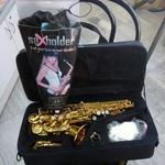сопрано саксофон изогнутый