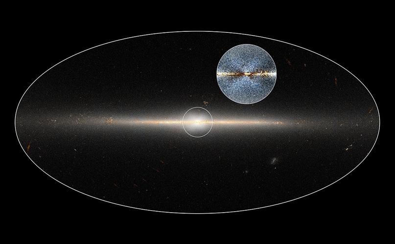Гипотеза закольцованной Вселенной — плоской и бесконечной