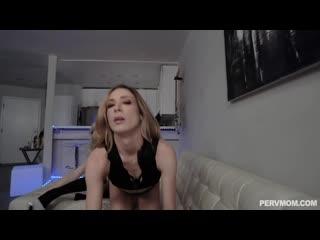 Aiden Ashley, Lexi Lore (Curvy, lesbian, mom, blowjob, threesome)