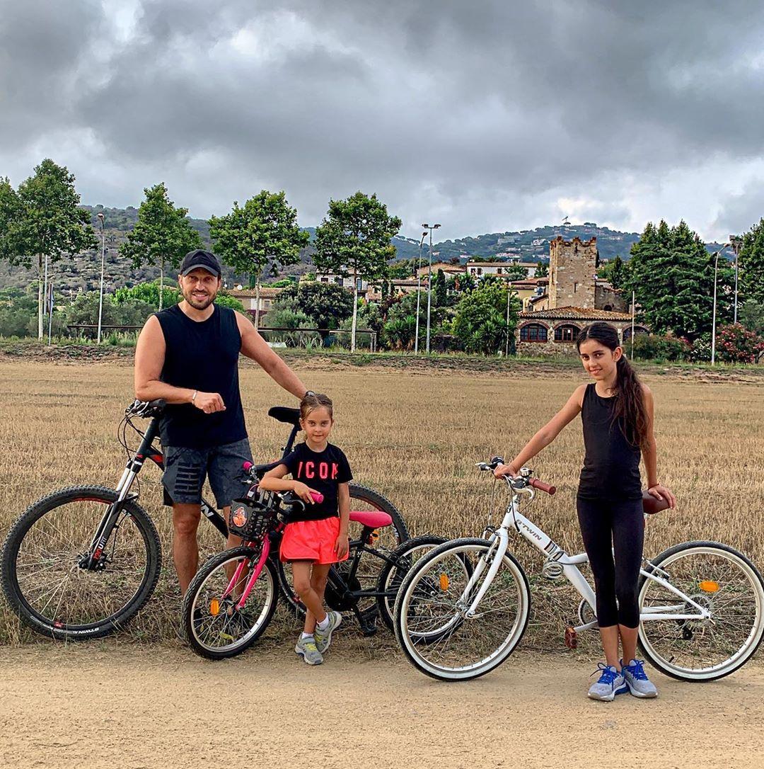 Спортивная семья Александра Реввы