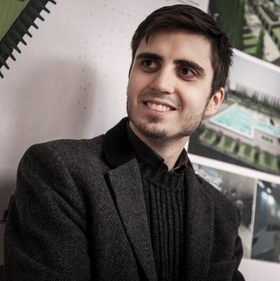 Дмитрий Мазур, Киев