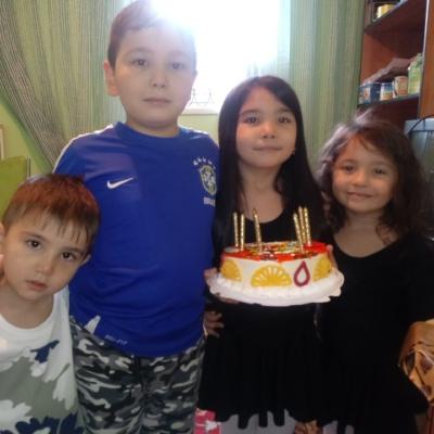 Мира Мушанова, Алматы