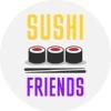 Роллы, суши и пицца   Sushi Friends   Трехгорный