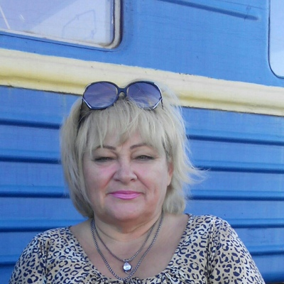Инна Сергеева, Запорожье