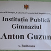 IPG 'Anton Guzun' (s. Bulboaca)