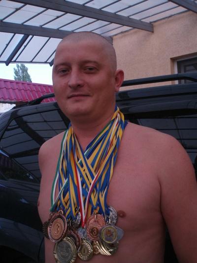 Константин Украинец, Луганск
