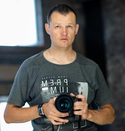 Андрей Мордяхин, Нижний Новгород