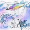 Уличный театр Небесная Карусель| Sky Carousel