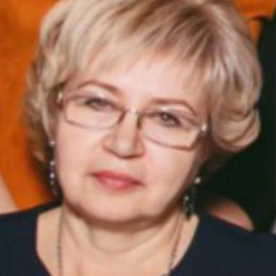 Ирина Теребилина