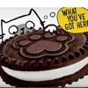 Печенье Funny Cat TM