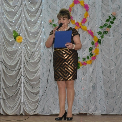 Валентина Тришина