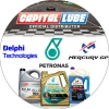 CAPITALLUBE - PETRONAS, Delphi, Mercury GP