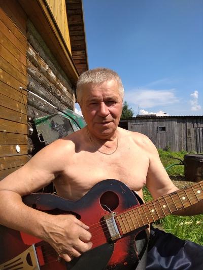 Владимир Куковеров, Киров