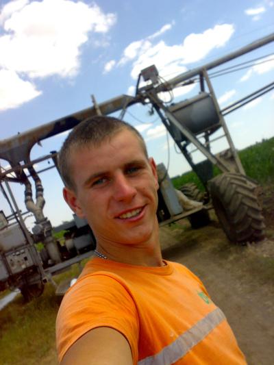 Богдан Цивончук, Николаев
