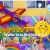 Шар-Дизайн, оформление воздушными шарами