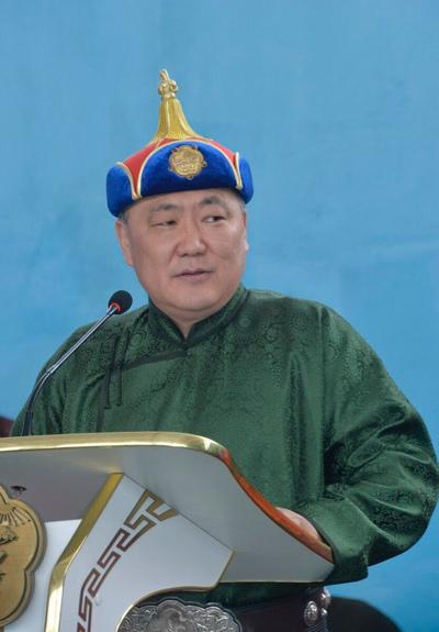 Шолбан Кара-Оол, Кызыл
