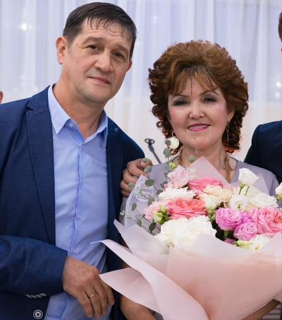 Альфира Каримова, Белорецк