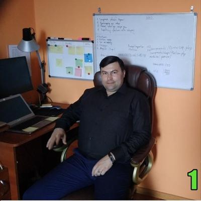 Иван Кулик, Киев