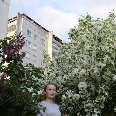 Дарья Ломакина