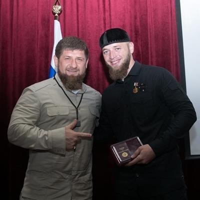 Иса Ибрагимов, Грозный